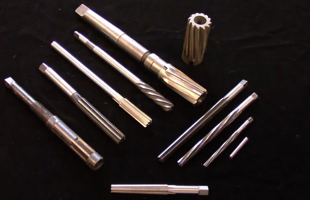 What is a Reamer and What Types Are There?